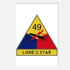 Lone Star Postcards (Package of 8)