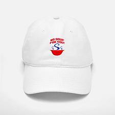 No Soup For You Seinfieild Baseball Baseball Cap