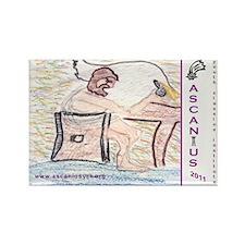 Ascanius 2011 Magnet