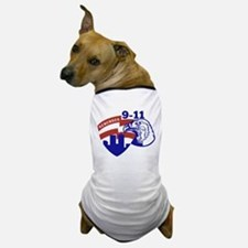 9-11 American Eagle Dog T-Shirt