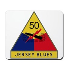 Jersey Blues Mousepad