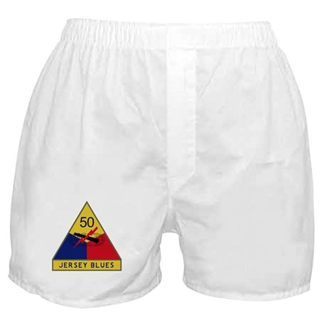 Jersey Blues Boxer Shorts