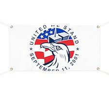 World Trade Center Banner