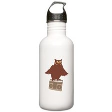 Radio Owl Water Bottle