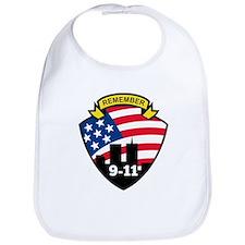 remember 9-11 Bib