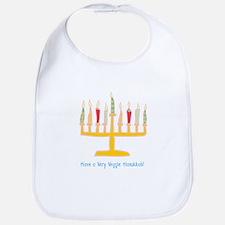 Veggie Hanukkah Bib