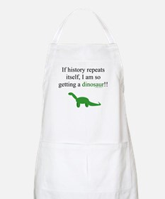 If History Repeats Apron