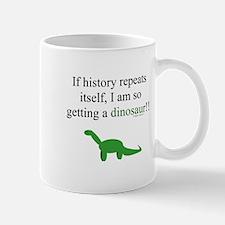 If History Repeats Mug