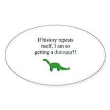 If History Repeats Decal