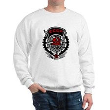 CCCP Commie Badge Sweatshirt