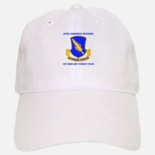 DUI - 1st BCT with Text Baseball Baseball Cap