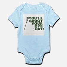 Lacrosse Lax Infant Bodysuit