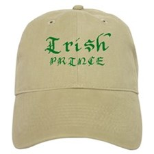 Irish Prince Baseball Cap
