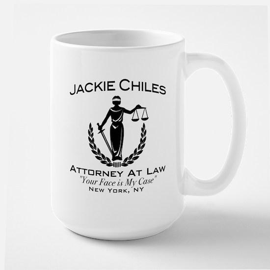 Jackie Chiles Attorney Seinfield Large Mug
