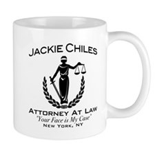 Jackie Chiles Attorney Seinfield Small Mug