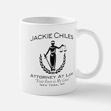 Jackie Chiles Attorney Seinfield Small Small Mug