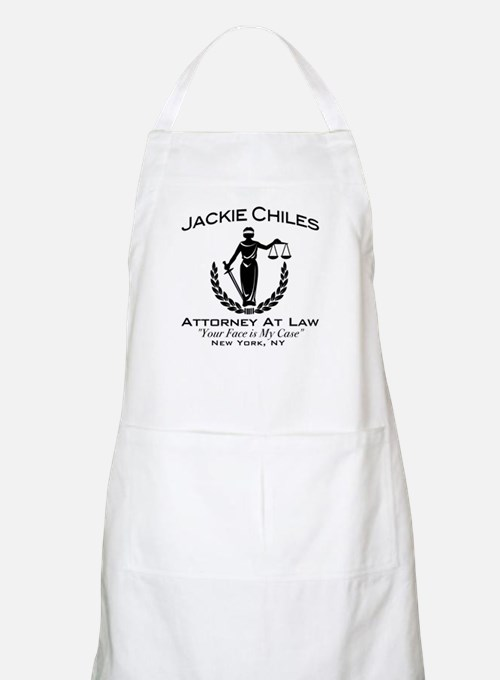 Jackie Chiles Attorney Seinfield Apron