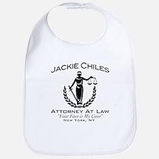 Jackie Chiles Attorney Seinfield Bib