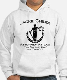Jackie Chiles Attorney Seinfield Hoodie