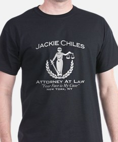 Jackie Chiles Attorney Seinfield T-Shirt