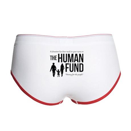 The Human Fund Seinfield Women's Boy Brief