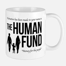 The Human Fund Seinfield Mug