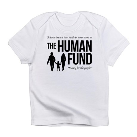 The Human Fund Seinfield Infant T-Shirt