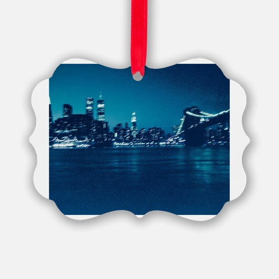 Cute Manhattan Ornament
