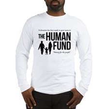 The Human Fund Seinfield Long Sleeve T-Shirt