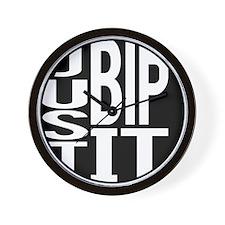 Just BIP It Wall Clock