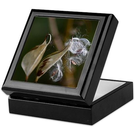 flowers/plants Keepsake Box