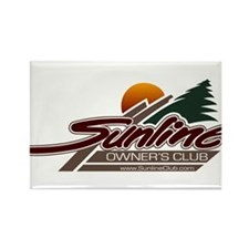 Sunline Owners Club Rectangle Magnet