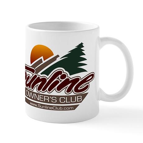 Sunline Owners Club Mug