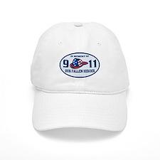 9-11 fireman firefighte Baseball Cap