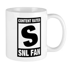 SNL Fan Small Mug