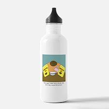 Fruitful O's Water Bottle