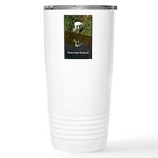 Whooping Crane Travel Mug