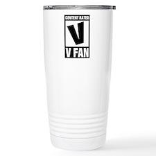V Fan Travel Mug
