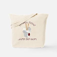 Dim Sum Tote Bag
