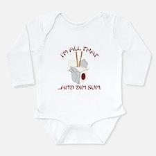 Dim Sum Long Sleeve Infant Bodysuit