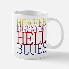 Heaven Purgatory Hell Blues Small Mugs
