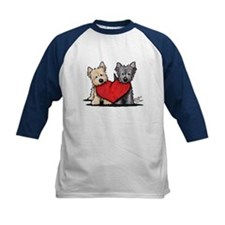 Cairn Terrier Heartfelt Duo Tee