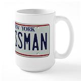 Seinfield Large Mugs (15 oz)