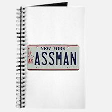 Seinfield Assman Journal