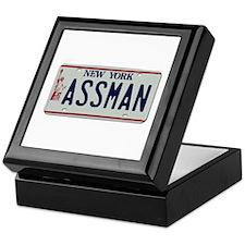 Seinfield Assman Keepsake Box
