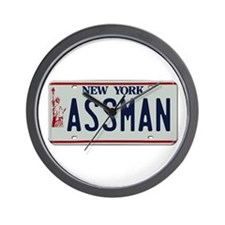 Seinfield Assman Wall Clock