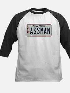 Seinfield Assman Kids Baseball Jersey