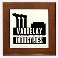 Vandelay Industries Seinfield Framed Tile