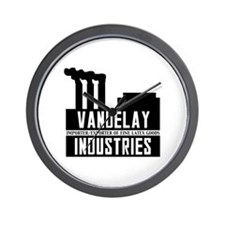Vandelay Industries Seinfield Wall Clock