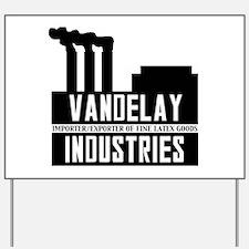 Vandelay Industries Seinfield Yard Sign